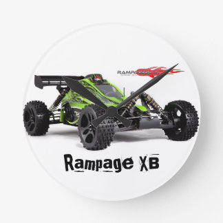 Rampage XB Clock
