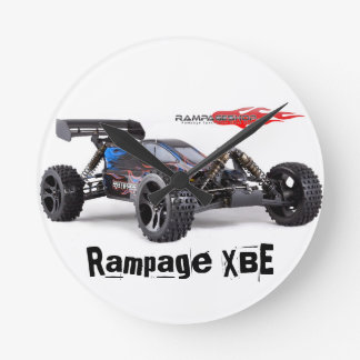 Rampage XBE Clock
