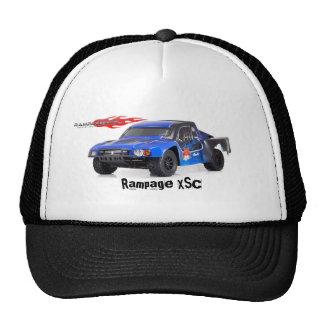 Rampage XSC Hat