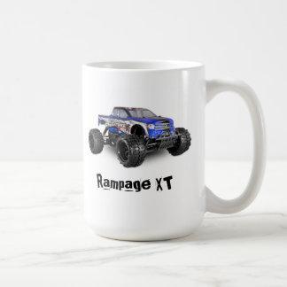 Rampage XT Mug (Blue)