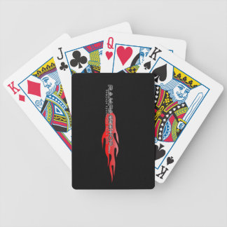 RampageShop.com Playing Cards - Black