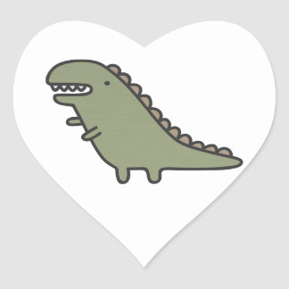 Rampaging Dinosaur! Stickers