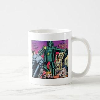 Rampaging Robot Coffee Mug