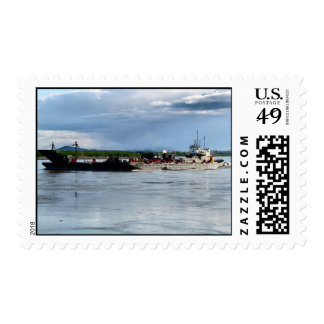 Rampart Barge Postage