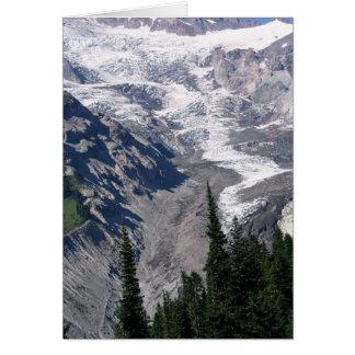 Rampart Ridge, Mount Rainier National Park Card