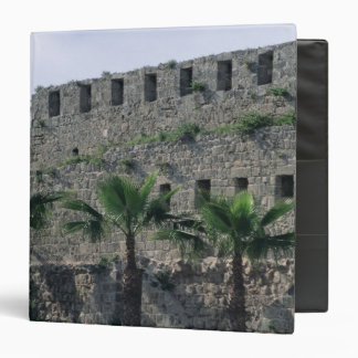 Ramparts from the citadel 3 ring binder