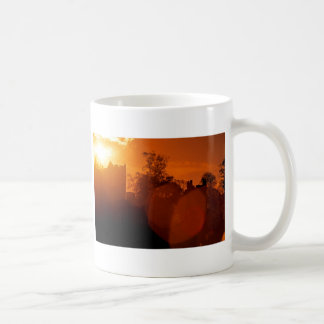 Ramparts in the Flare Coffee Mugs