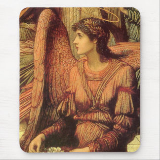 Ramparts of God's House by Strudwick Mouse Pad