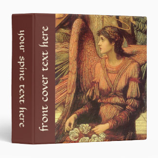 Ramparts of God's House, Strudwick Victorian Angel Binder