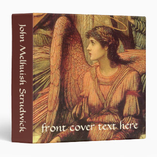 Ramparts of God's House, Strudwick Victorian Angel Binders