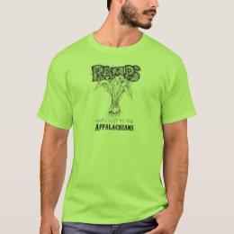 Ramps: God's Gift to the Appalachians T-Shirt
