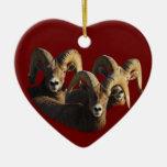 rams christmas ornaments