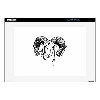 Rams Laptop Decal