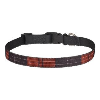 Ramsay Clan Plaid Scottish tartan Pet Collar