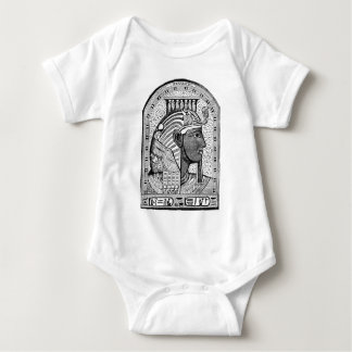 "Ramses III with ""Little King"" Baby Bodysuit"