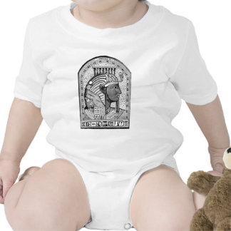 "Ramses III with ""Little King"" Romper"