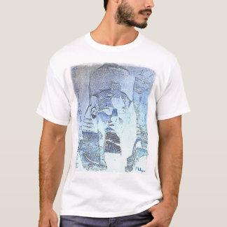 Ramses in Horus' light shirt
