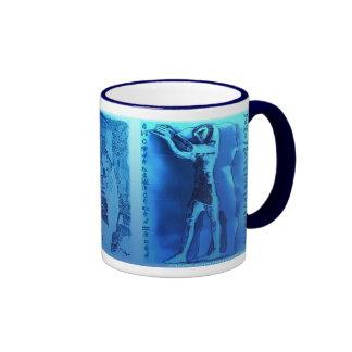 Ramses under Horus ' protection Ringer Coffee Mug