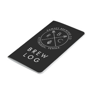 Ramsey Brewing Co. Pocket Brew Log Journal