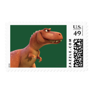 Ramsey Character Art Postage Stamp