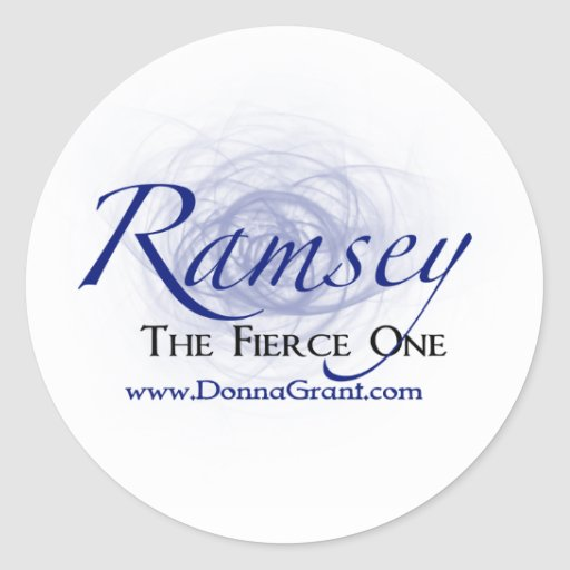 Ramsey Etiqueta Redonda