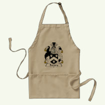 Ramsey Family Crest Apron
