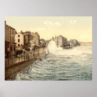 Ramsey I isla del hombre Inglaterra Posters