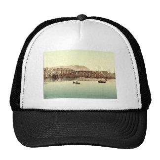 Ramsey, puente del hierro, isla del hombre, Inglat Gorra