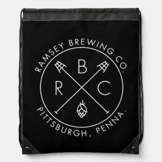 Ramsey que elabora cerveza la mochila del lazo del