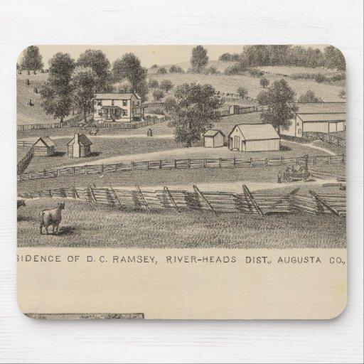 Ramsey, residencias de Williams Alfombrilla De Raton