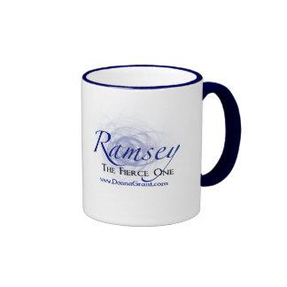 Ramsey Taza De Dos Colores