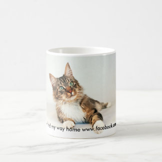 Ramsey's green eyes coffee mug