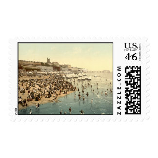 Ramsgate Beach Kent England Postage Stamp