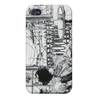Ramsgate by James Tissot iPhone 4/4S Cover