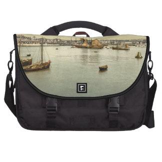 Ramsgate Harbour II, Kent, England Bag For Laptop