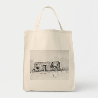 Ramshackle Farm Shed Tote Bag