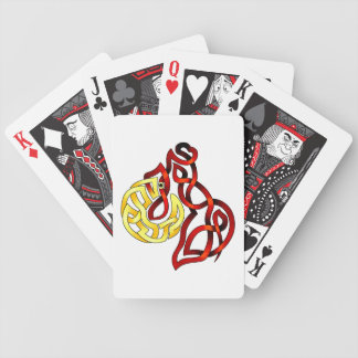 Ram'sHead Bicycle Playing Cards