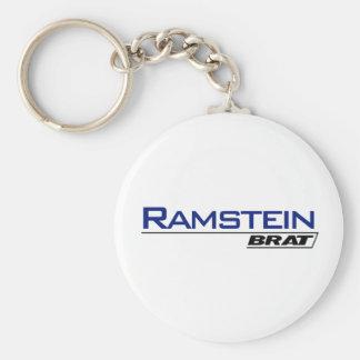 Ramstein Brat -A001L Keychain