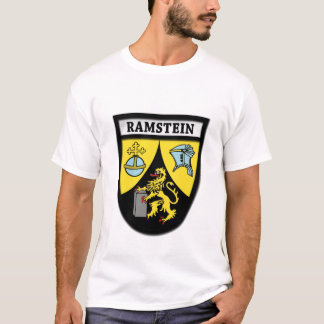 Ramstein Coat of Arms 0010 T-Shirt