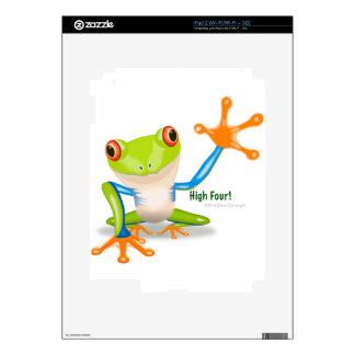 """Rana """"altos cuatro """" de Freddie Skin Para El iPad 2"""