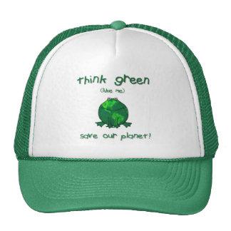 Rana ambiental del Día de la Tierra Gorra