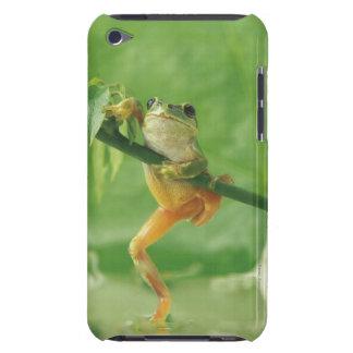 Rana arbórea barely there iPod carcasa