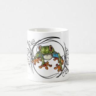 Rana arbórea de las gemas taza clásica