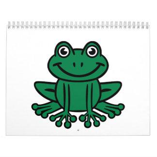 Rana Calendarios De Pared