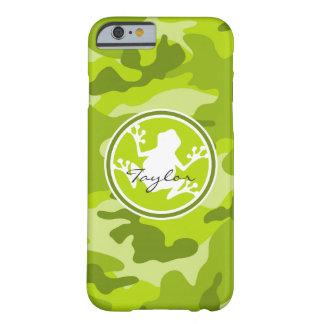Rana camo verde camuflaje