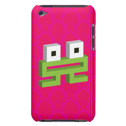 Rana cuadrada iPod touch Case-Mate carcasas