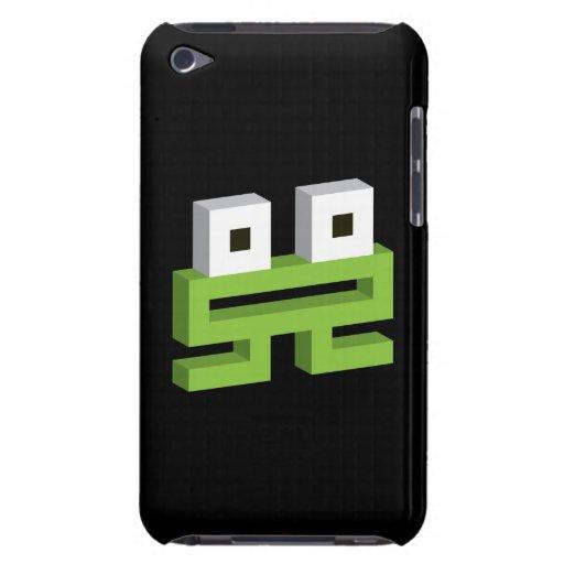 Rana cuadrada Case-Mate iPod touch protectores