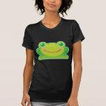 Rana de Kawaii Camiseta