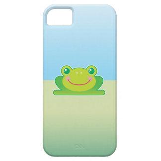 Rana de Kawaii iPhone 5 Coberturas