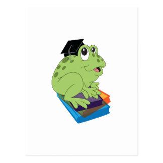 Rana de la graduación postal